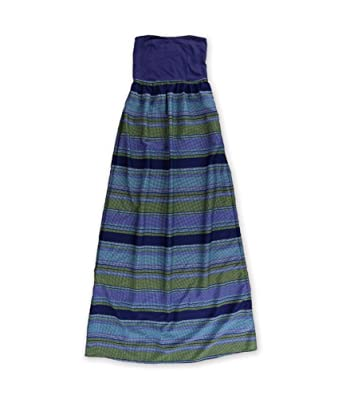 82c7ad97eec9 Amazon.com  Roxy Womens Viewed Maxi Strapless Dress pss3 XS  Clothing
