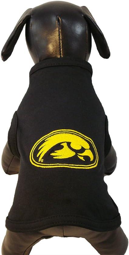 X-Large NCAA Ohio State Buckeyes Cotton Lycra Dog Tank Top