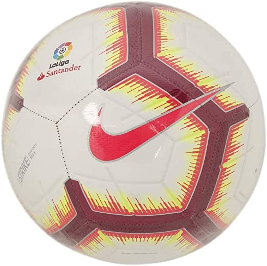 NIKE Ll Nk Strk Fa18 Balón, Unisex Adulto: Amazon.es: Deportes y ...