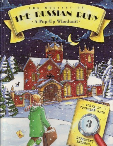 Mystery of the Russian Ruby (A Pop-Up Whodunit) by Brand: Dutton Juvenile