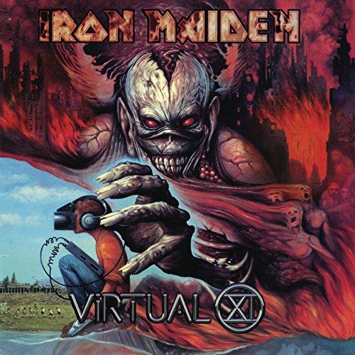Album Art for Virtual XI (2-LP Set, 180-Gram Vinyl) by Iron Maiden
