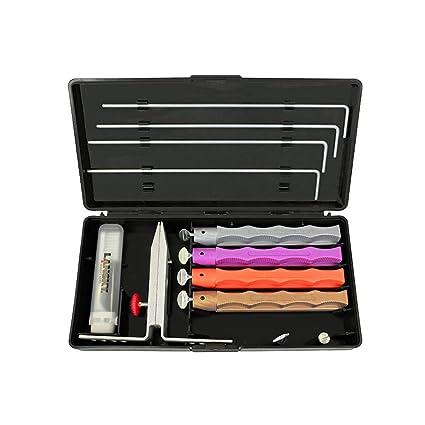 Amazon.com: Lansky LKDMD kit de afilado de cuchillos ...