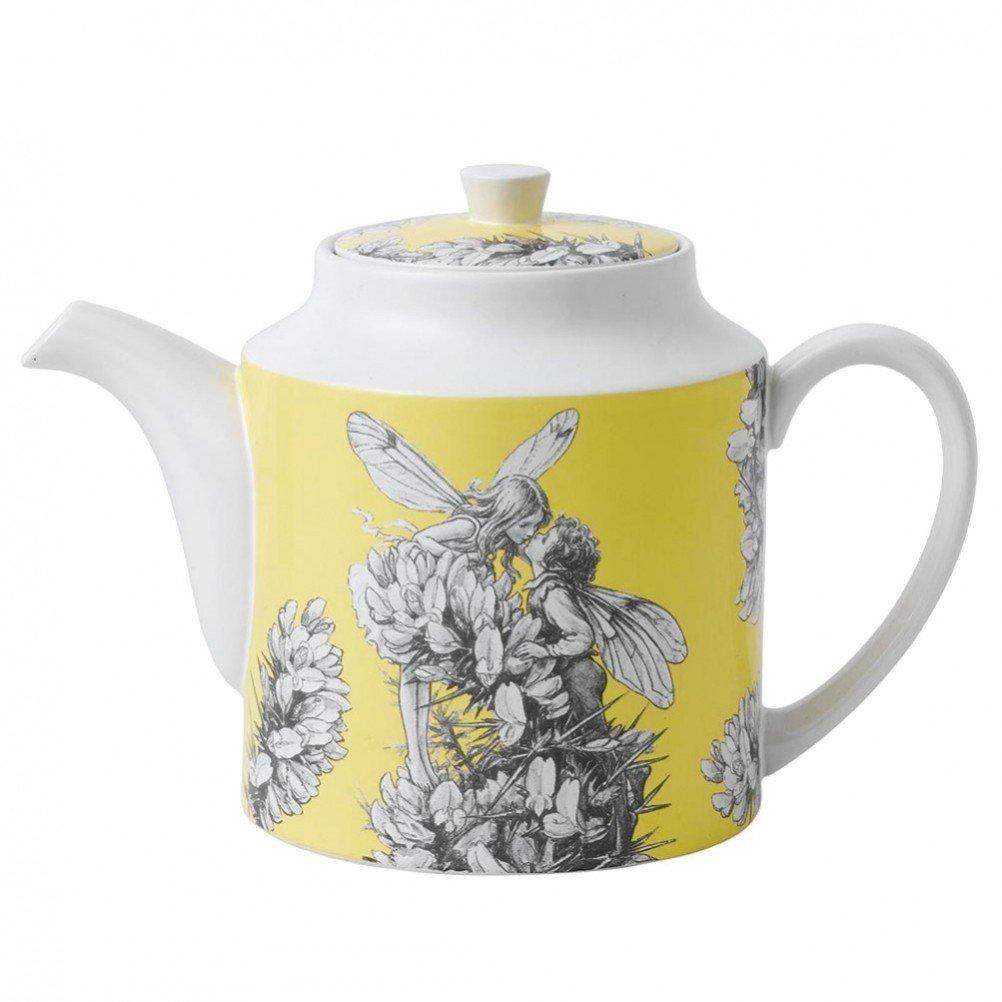 Gorse Flower Fairies Teapot