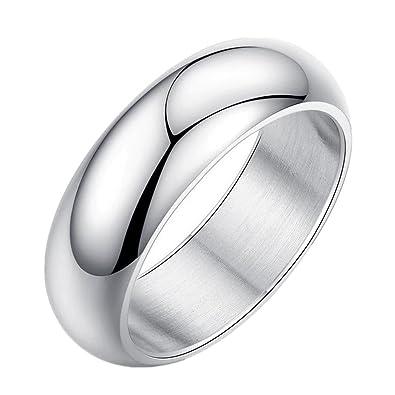 9e59bc2581de FJYOURIA - Anillo de boda para hombre de 7 mm