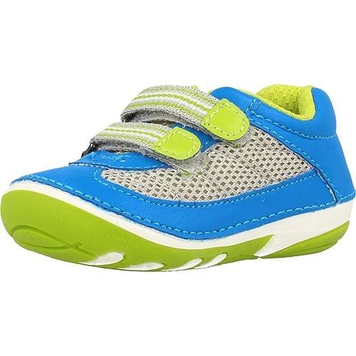 Zapatillas para niño, Color Azul, Marca CHICCO, Modelo Zapatillas para Niño CHICCO Dado Azul: Amazon.es: Zapatos y complementos