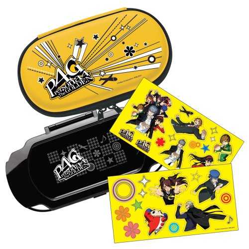 Persona 4 The Golden Accessory Set for PlayStation Vita