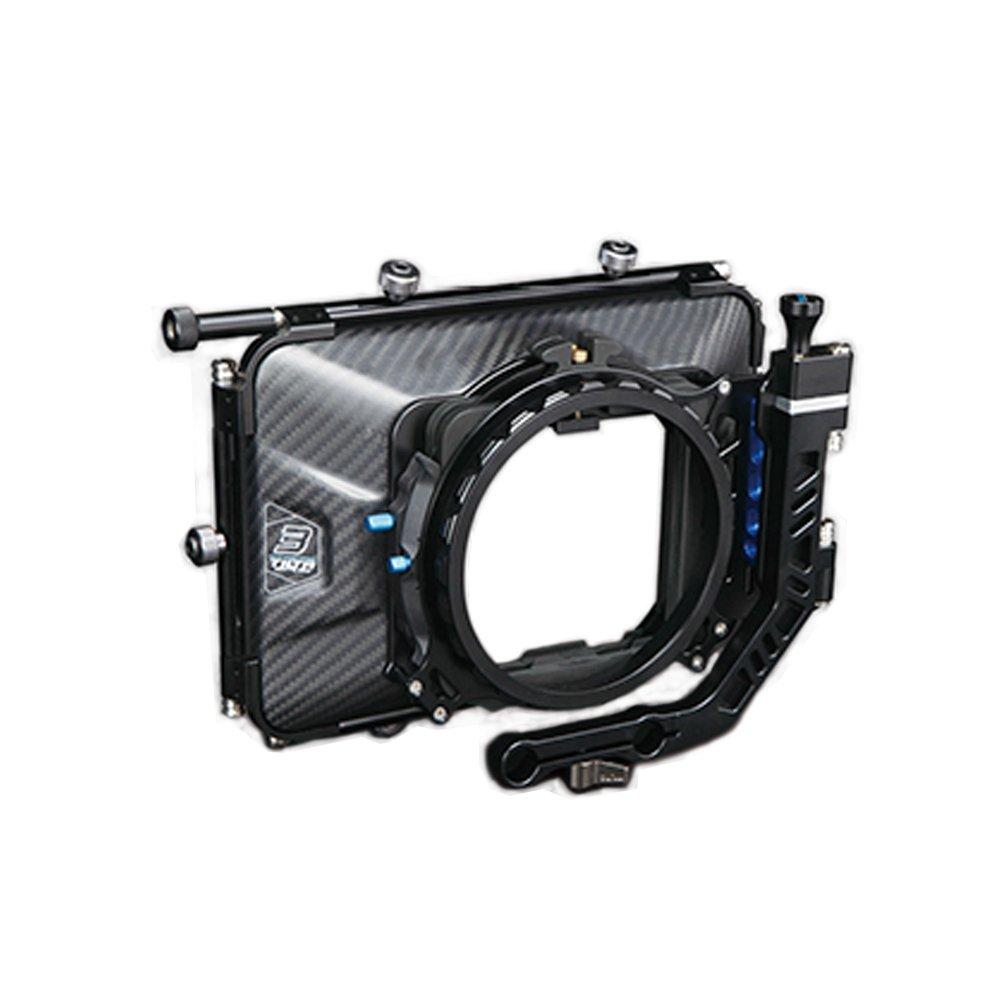 Ikan MB-T03 4x4 Carbon Fiber Matte Box by Ikan (Image #3)