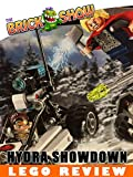 LEGO Avengers Hydra Showdown Review (76030)