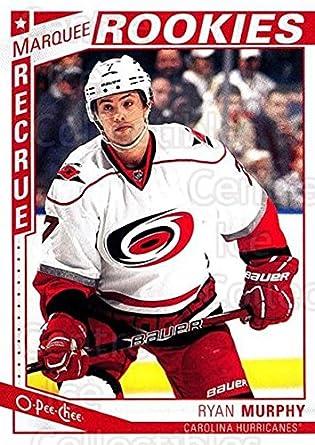 Amazon.com  (CI) Ryan Murphy Hockey Card 2013-14 O-Pee-Chee (base ... ec1af9835