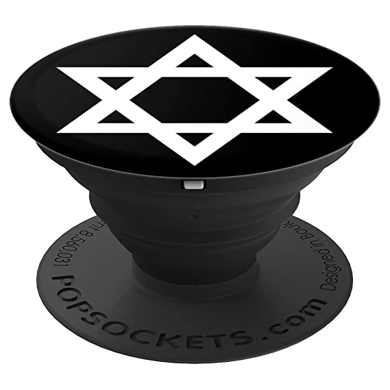 Amazon Jewish Symbol Star Of David Popsockets Grip And Stand