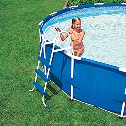 Intex Escalera para piscina cm H107: Amazon.es: Hogar