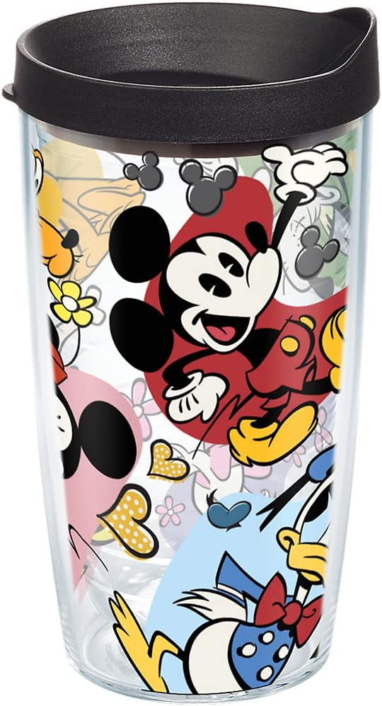 Tervis Disney Mickey Mouse Nom Motif verre de 453,6/gram