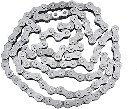 KIMISS Cadena de material de acero inoxidable, 415-110L Cadena ...
