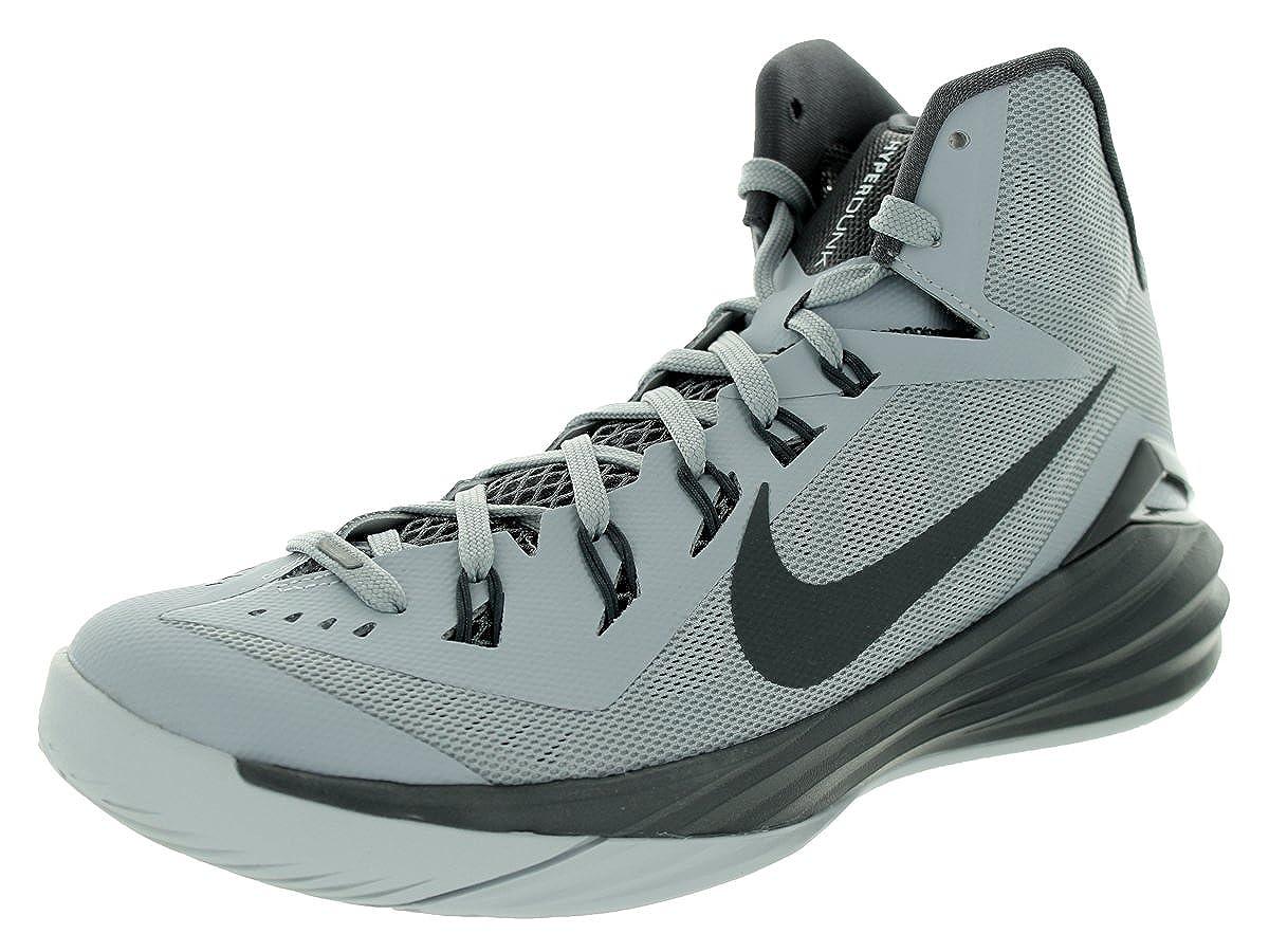 NIKE Men's Hyperdunk 2014 Wolf Grey/Dark Grey/Pr Pltnm Basketball Shoe 13 Men US B00H5AJ194 Parent