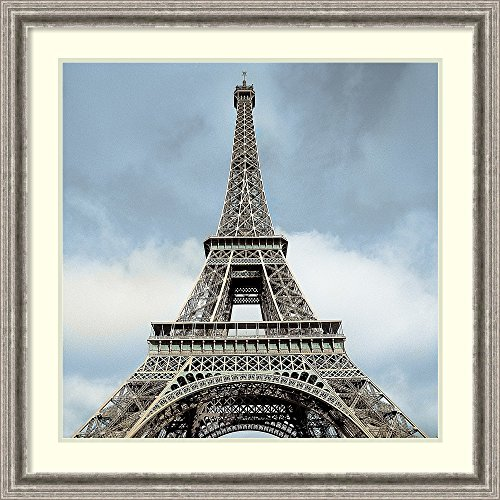 Tower Framed Lithograph - 9
