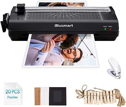 4 en 1 blusm Art BL 01 plastificadora, A4, máquina de cortar ...