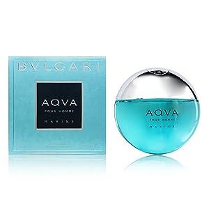 Bvlgari Aqva Marine Eau de Toilette Spray for Men, 5 Fluid Ounce