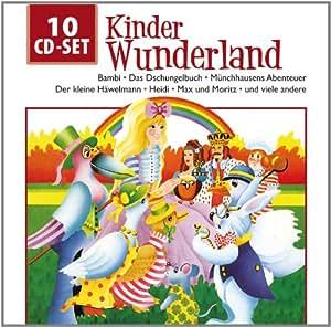 Kinder Wunderland -