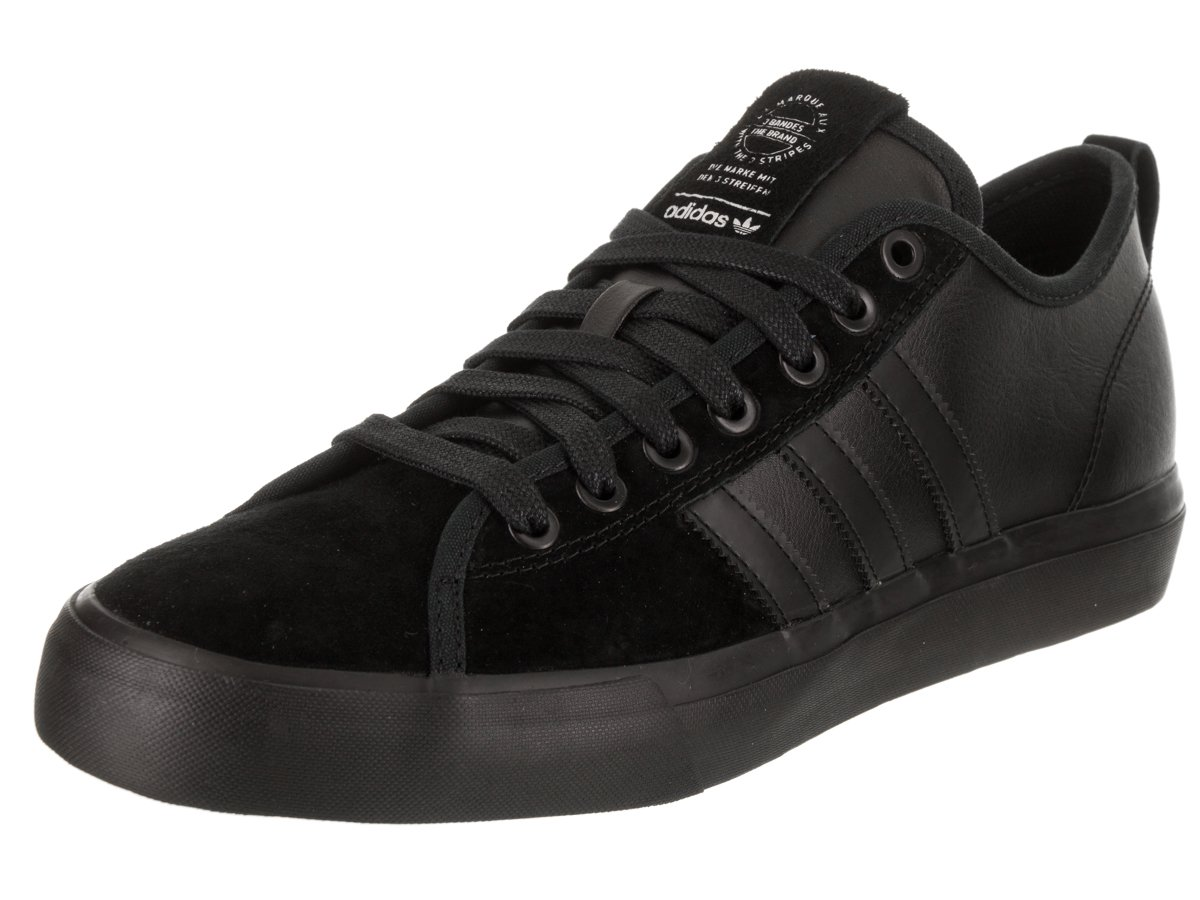 adidas Originals Men's Matchcourt Rx Shoes 11 D(M) US|Black/Black/Silver