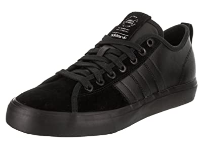 new concept 464ab 5e60f adidas Originals pour Homme Matchcourt RX Chaussures, Noir  (Black Black Silver)