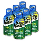 5 Hour Energy, Decaf Citrus, 6 Count