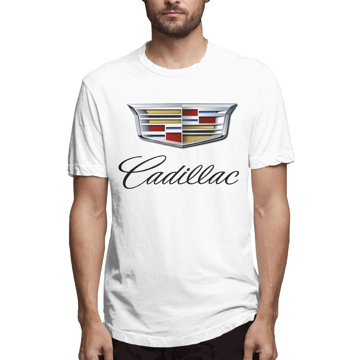 Tee Cadillac Logo Fashion Fashion T Shirt 1440