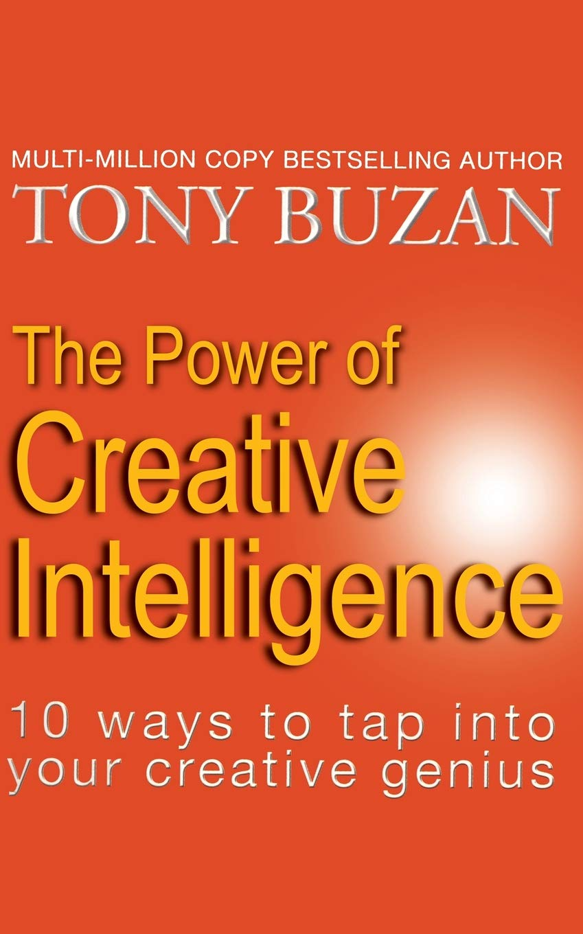 Tony buzan creative writing