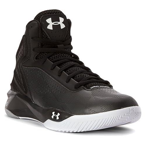 Under Armour Womens UA Micro G Torch Basketball Shoes 6 Black cd020e3e0