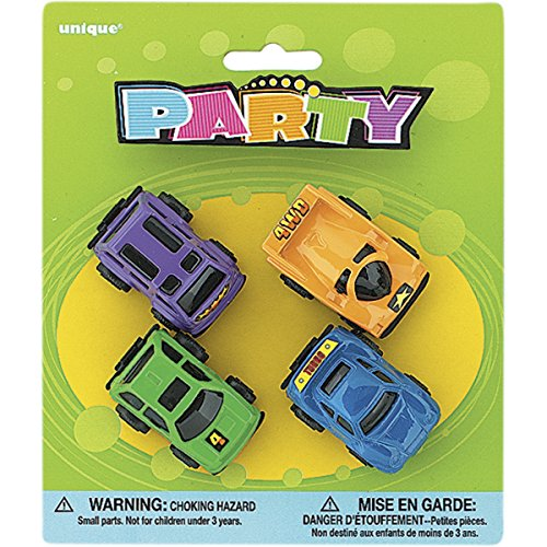 Mini Race Party Favors Assorted