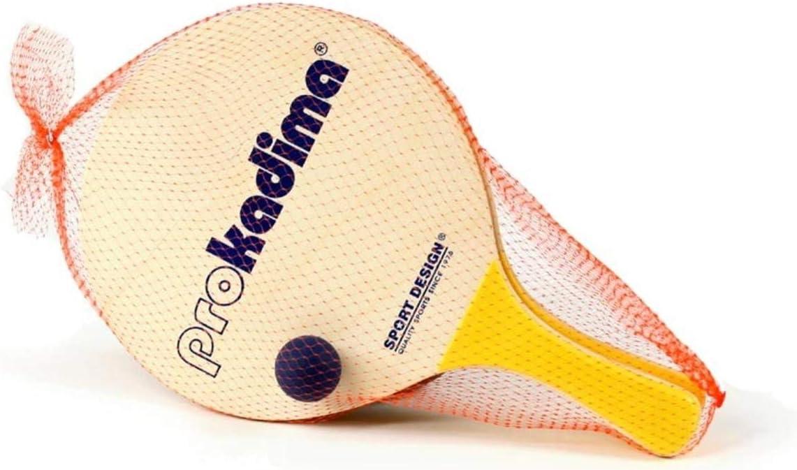 Pro Kadima Sport Design Paddle Set PK-50 (Balls NOT Included)