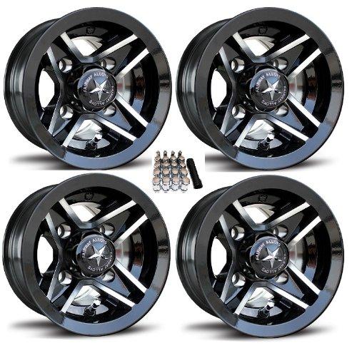 Fairway Alloys Divot Gloss Wheels