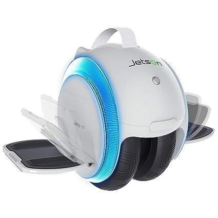 Amazon.com: Jetson Proton JPRTN-WHT - Patinete eléctrico de ...