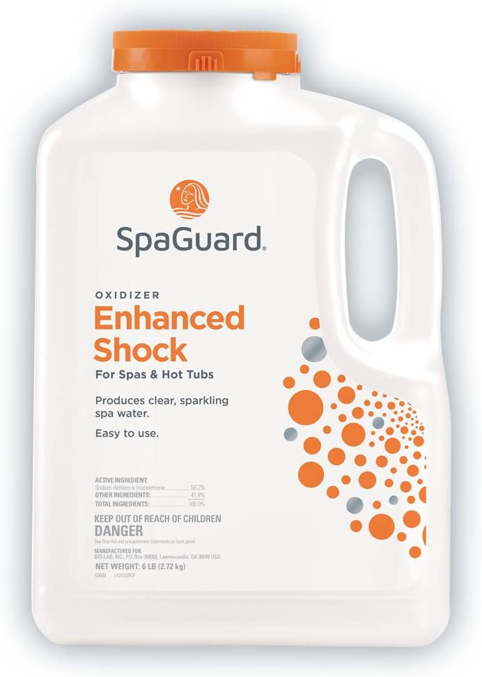 1754164498 SpaGuard Enhanced Spa Shock 6# 614PrG1X2rL
