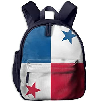 Flag of Panama Kid and Toddler Student Backpack School Bag Super Bookbag: Amazon.es: Equipaje