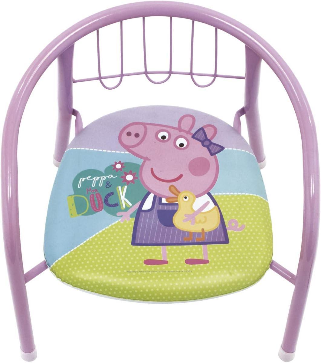 Peppa Pig familie24 Kindersessel gepolstert Auswahl Klappsessel Sessel Stuhl Hocker Sofa Kindersessel Kinderstuhl metallsessel Peppa Pig Paw Patrol Micky Minnie Maus