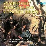 Verdi, Mozart, Tchaikovsky, Puccini, Grieg, Strauss, Berlioz and Mussorgsky: Symphonic Marches for Concert Brass
