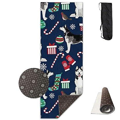 HiExotic Estera Yoga Mat Eco-Friendly Anti Slip Cute ...