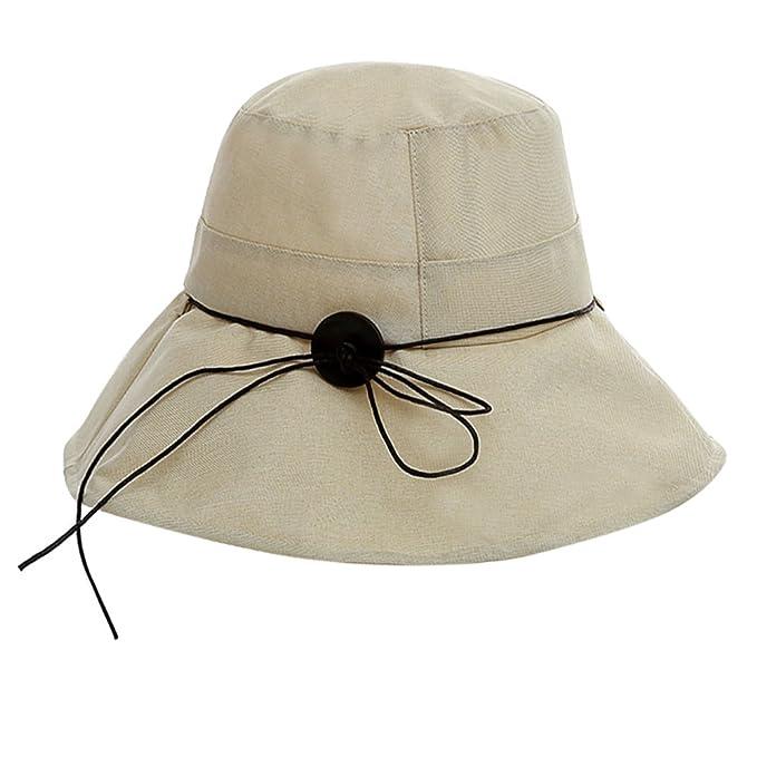 iShine (5 Colores) Gorros Sombrero Mujer Gorras Beisbol para los ...