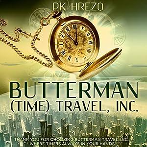 Butterman Audiobook