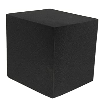 perfk 1 PC Espuma de Cuña Acústica Paneles de Absorción Sonido para Producción Musical Electrónica Aprendiziaje: Amazon.es: Instrumentos musicales