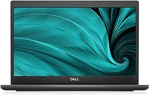 Dell Latitude 3420, 14 inch HD Non Touch Laptop - Intel Core i5-1135G7, 8GB DDR4 RAM, 500GB 7200 RPM SATA HD, Intel Iris Xe Graphics, Windows Pro - Black (Latest Model)