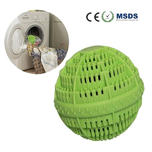 Lavado bola detergente alternativa y hipoalergénico lavadora ...