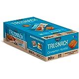 Trusnack Cinnamon Vanilla - 90 Cal Pack - Gluten Free - Vegano ( Paquete 30g - 12 Pack Box)
