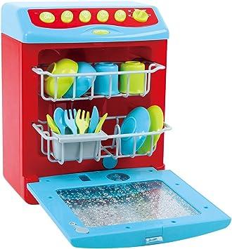 PlayGo - Lavavajillas eléctrico (44582): Amazon.es: Juguetes y juegos
