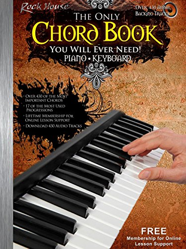 Rock House The Only Chord Book You