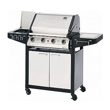Outback 00000000000000013568 - Barbacoa de gas cuisine 4 quemadores acero inoxidable sltcg4201/04