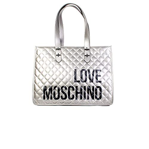 Love Moschino Shopper bag Quilted Nappa PU. JC4210PP08KB0906