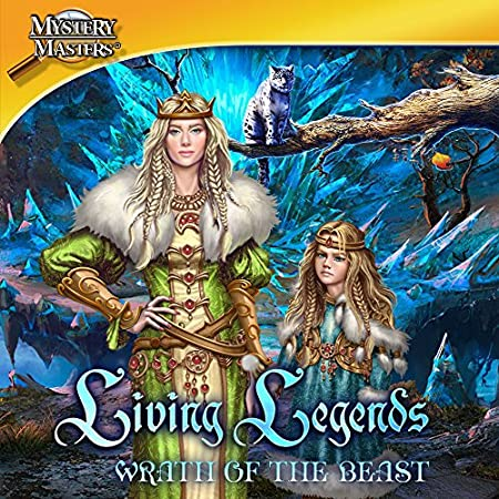 Viva Media Mystery Masters: Living Legends Wrath of the Beast CE