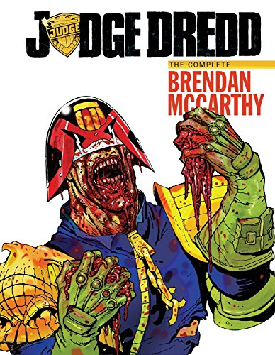 Weigh Dredd: The Brendan McCarthy Collection