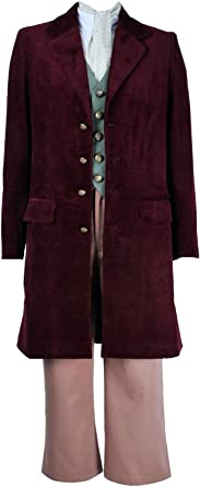 New! The Hobbit The Lord of the Rings Bilbo Baggins Cosplay Costume Clothing AA